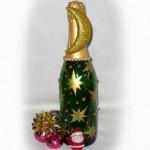 Новогоднее шампанское «Звёздное»- мастер-класс
