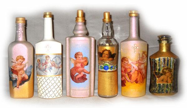 Бутылки для Святой воды