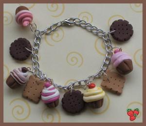Браслет Вкусное печенье