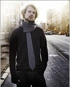 Шарфо-галстук