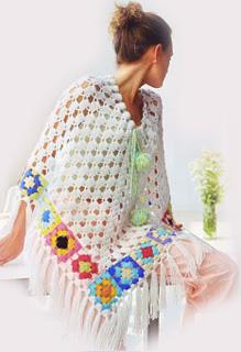 Квадратные мотивы в одежде