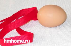 Делаем сувенирные яйца. Мастер-класс