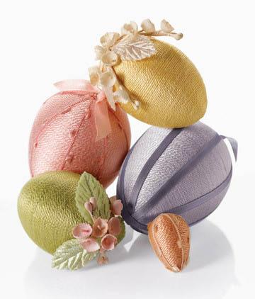 Декорирование яиц