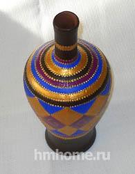 Рисование акрилом по керамике