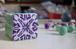 Яйца из полимерной глины