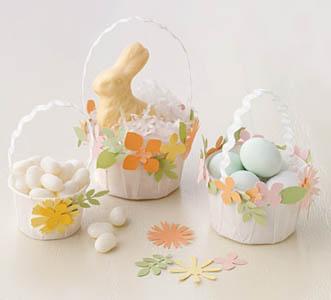 Коробка для пасхальных яиц