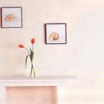 Декорирование стен виниловыми наклейками