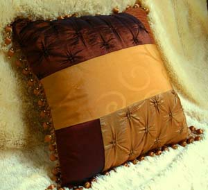 Хенд-мейд подушки