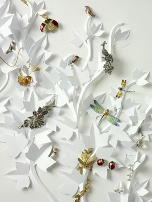 Бумажные проекты Бенджа Гарни