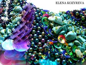 Авторская коллекция украшений Елены Козыревой