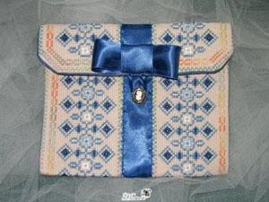 Вышивка сумки