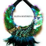 Авторская коллекция украшений дизайнера Елены Козыревой