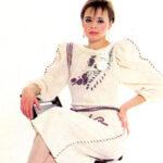Вышивка одежды Н.Г.Вороновой