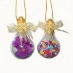 Сувениры из электрических лампочек