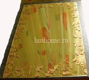 Витражная роспись  зеркала мастер-класс