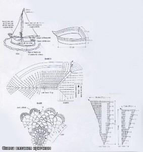 Предметы интерьера вязанные крючком