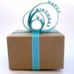 Упаковка подарка. Мастер-класс