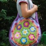 Вязаная хендмейд сумка — мастер-класс