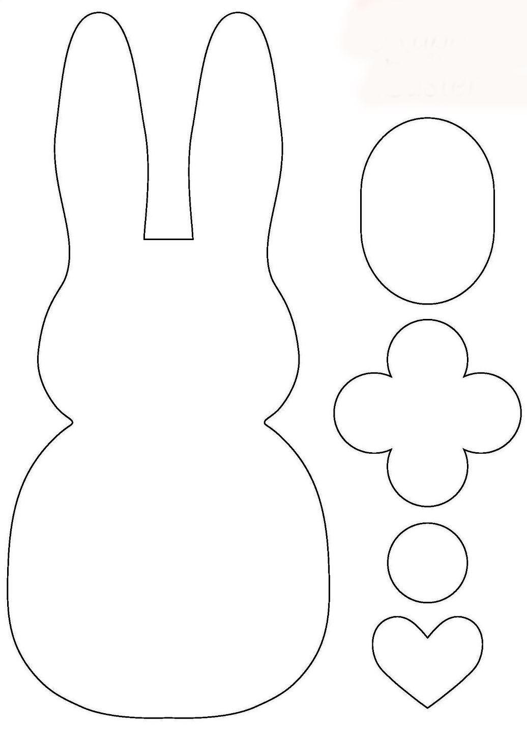 Ideas about bunny crafts easter crafts for