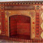 Ручная роспись мебели и ткани Пэм Marwede