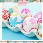 Пасхальные яйца — идеи для декорирования