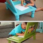 Детский стол для творчества