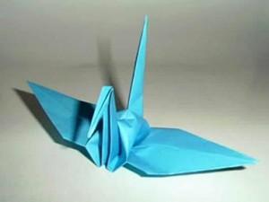 Оригами своими руками аист