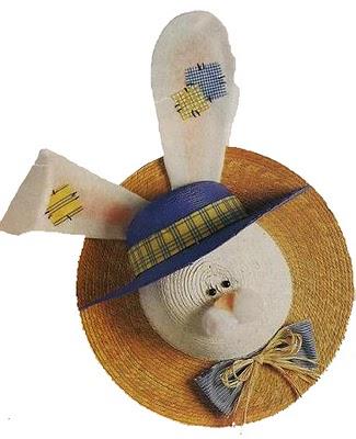 Игрушки из шляп