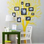 Декорирование виниловыми наклейками — идеи