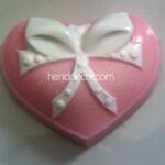 Домашнее мыло  «Сердечный подарок»