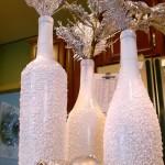 МК. Декор из винных бутылок