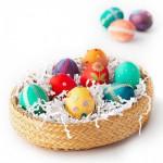 Идеи для декорирования пасхальных яиц