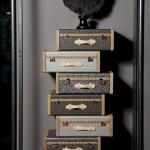 Мебель  Emmuelle Legavre: чемоданы-чемоданчики
