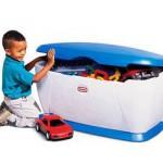 18 замечательных идей хранения детских вещей