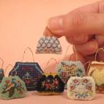 Миниатюрные сумки Джанет Грейнджер
