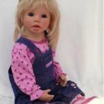 Реберн — живые куклы