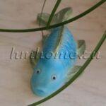 Мыльная рыбка. Мастер класс с пошаговым фото