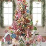 Секреты украшения новогодней елки
