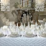 Чарующее убранство праздничного стола