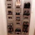 Необыкновенный способ хранения обуви