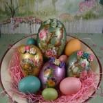 Идеи украшения яиц