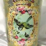 Декор стекла и керамики  Nini Violette