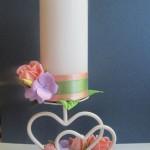 Цветы из фоамирана от Лизы