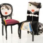 Веселые стулья Ирины Никси