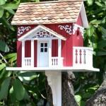 Скворечники — мини-дома для птиц