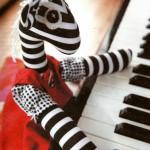 Как пошить мягкую игрушку зебру