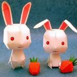 Символы Пасхи — пасхальный кролик