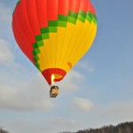 Воздушный шар – где полетать в Москве
