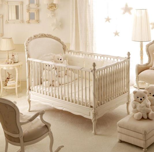 Детская кроватка для подросшего малыша