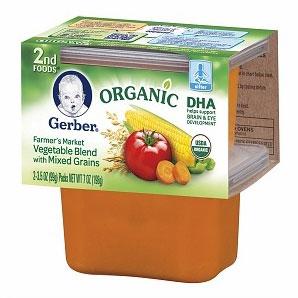 Отзывы о детском питании Organix: то, что нужно детям!